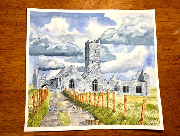 Friary, Galway
