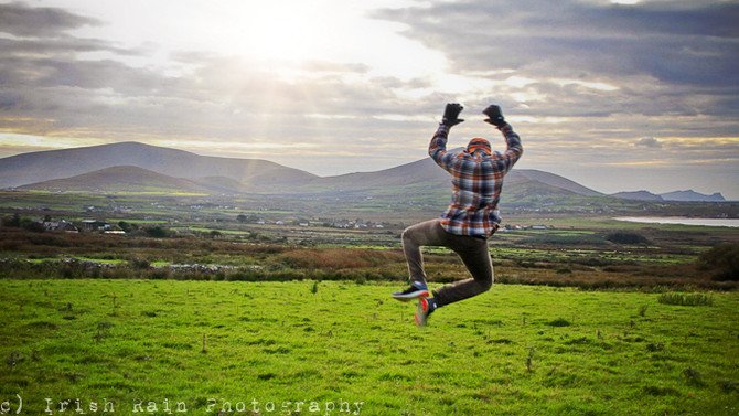 Happy In Dingle...