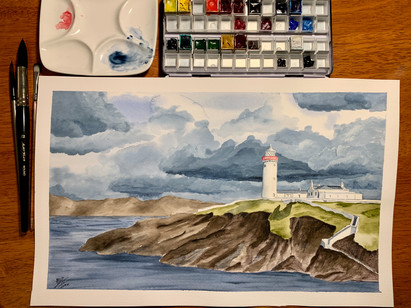 Fanad Lighthouse - Donegal