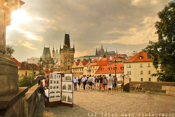 3 More From Charles Bridge...