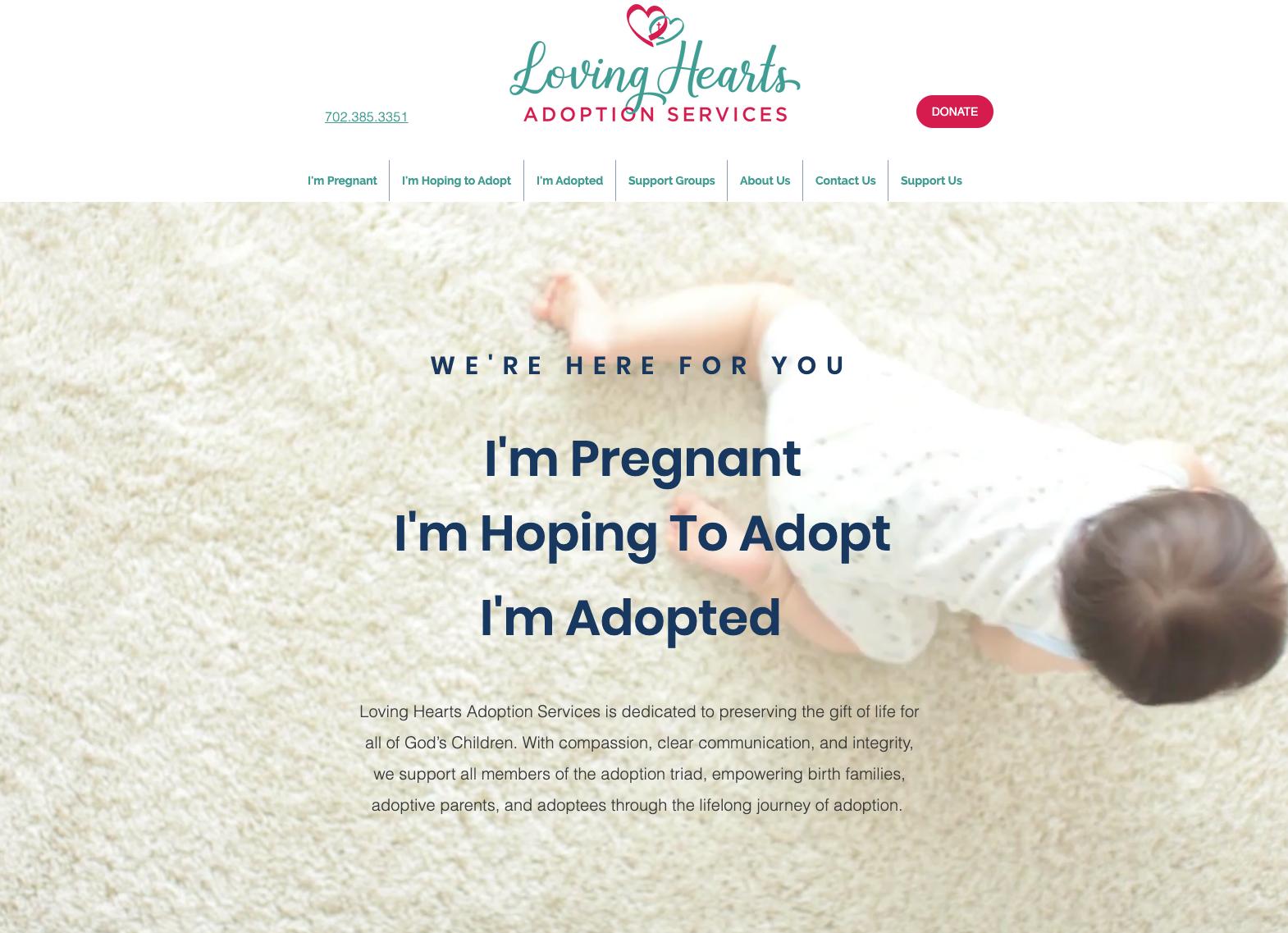 Loving Hearts Adoption Services