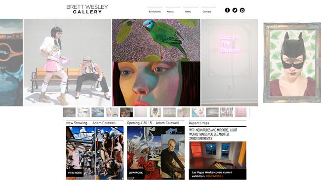 brettwesleygallery.com
