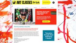 artclassesforkids.com