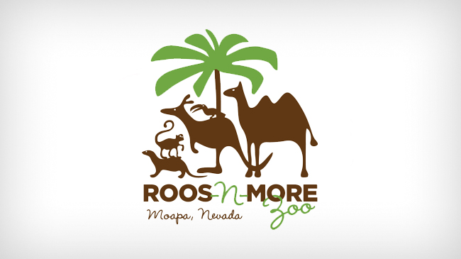 Roos & More Zoo logo