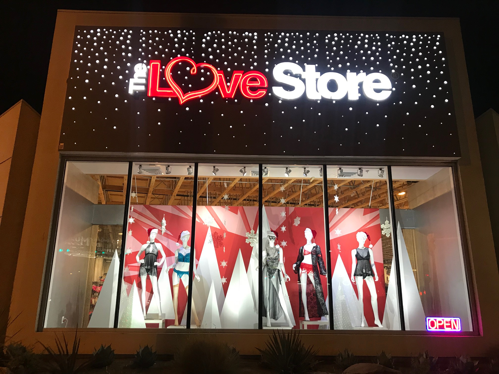 The Love Store