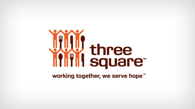 Three Square Logo