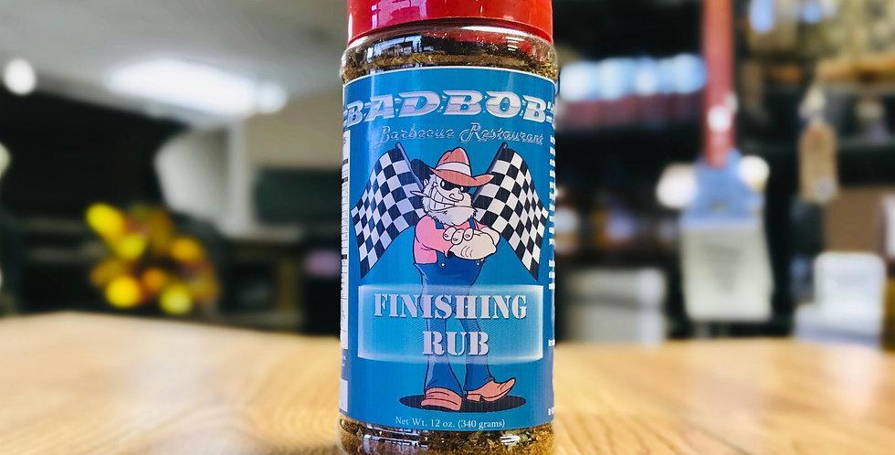 BadBob's Finishing Rub