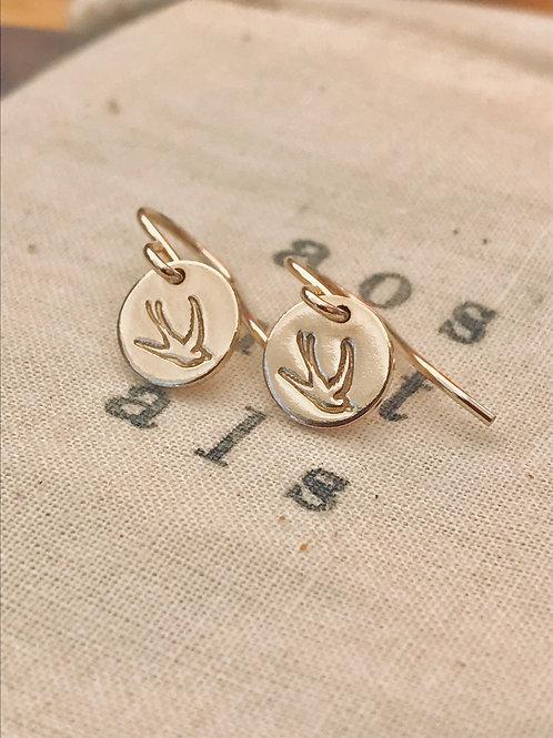 Dove / Sparrow Earrings