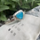 Thumbnail: Triangle Turquoise Stacking Bracelet #1