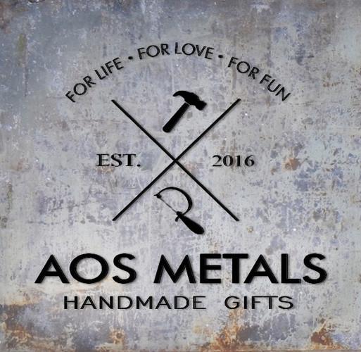 AOS Metals Logo