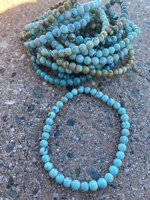 Stacking Turquoise Bracelets