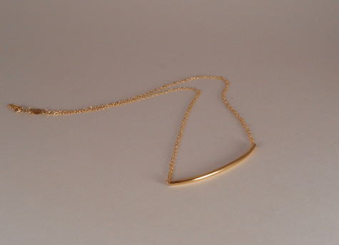 Available In Sterling Silver Or Gold Filled This Flat Cable Chain Sparkles Every Light But Is Casual Enough To Take From Day Night