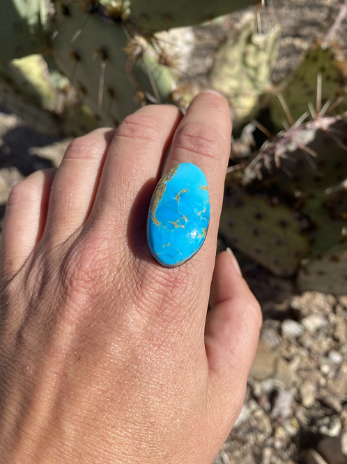 Made for you Turquoise Ring