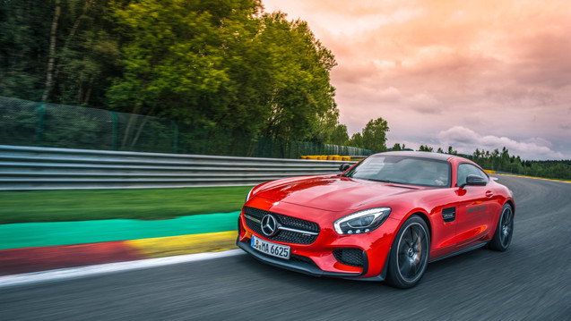 Driving Academy - Mercedes-AMG