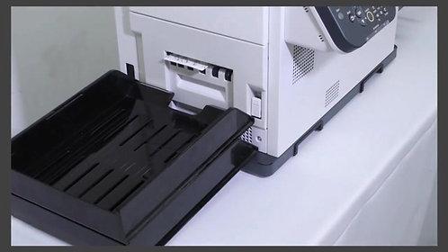 White Printing Movie
