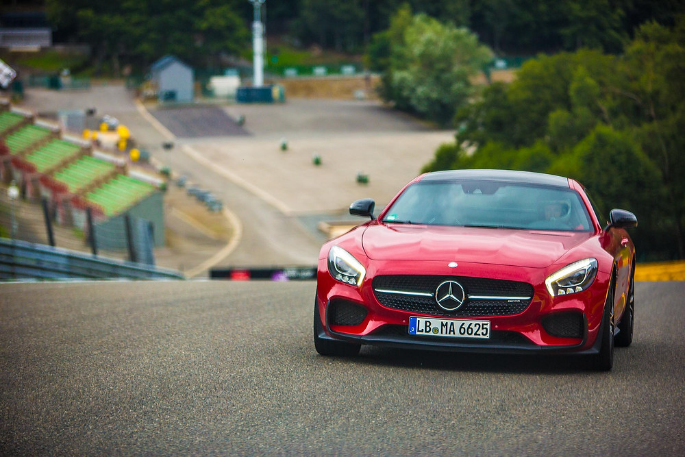 SIREN Creatives SPA AMG Mercedes Benz Ryan Koopmans