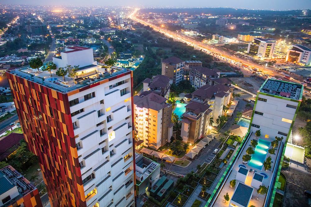 SIREN Accra Ghana Ryan Koopmans Architecture Villagio