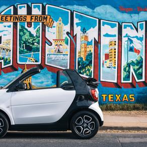 SMART Car - Austin Texas for SXSW