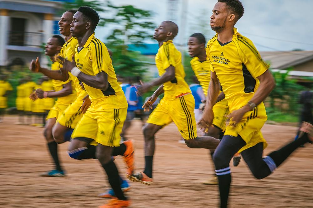 SIREN Lagos Nigeria Bundesliga Siren Creatives Football