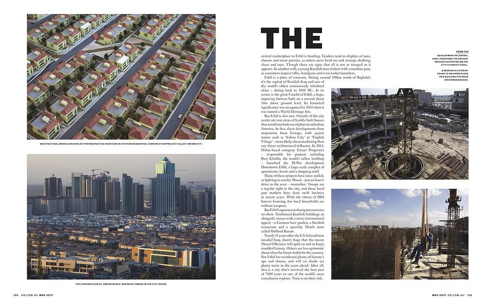 SIREN Creatives GQ Magazine Highway Of Tears Ryan Koopmans