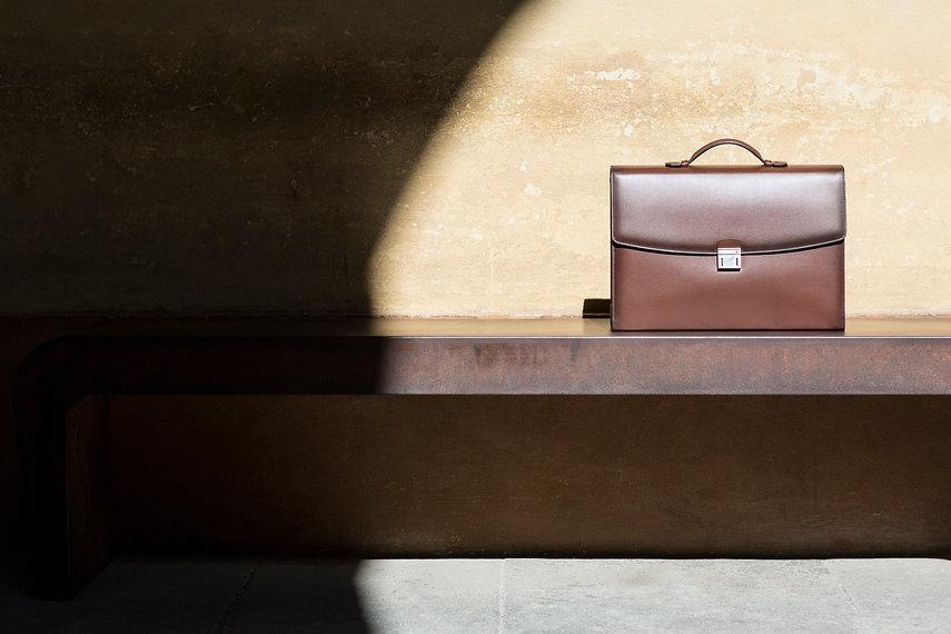Montblanc Siren Sirencreatives winter agency photography crafting handmade bag Florence Italy craftsmanship