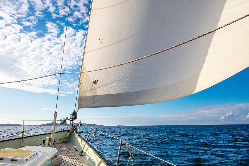 Sailing the West Coast of Sweden by Siren Creatives