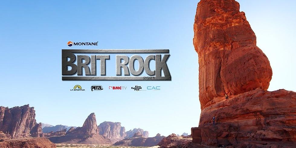 BRIT ROCK 2021 film tour