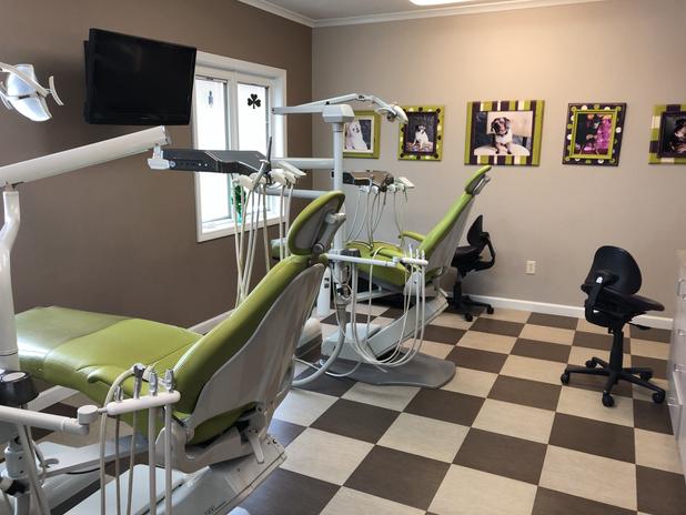 Pediatric Dentistry Area