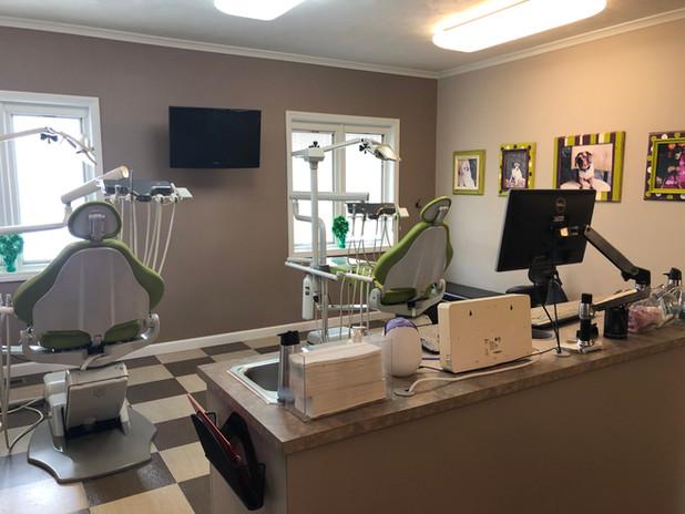 Pediatric Dentistry Room