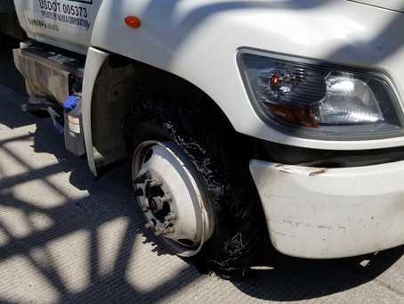 COMMERCIAL TRUCK TIRE SERVICE