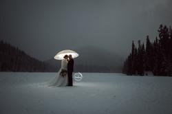 Snow Wedding Photography