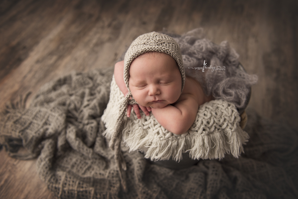 Newborn Baby boy photography