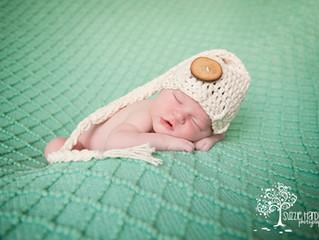 Baby Audrey {Aldergrove Newborn Photography}