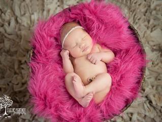 Baby Danaiya {Aldergrove Newborn Photography}