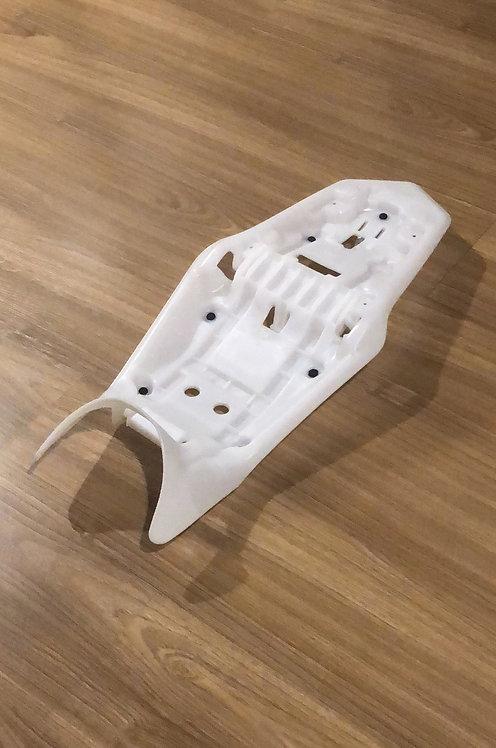 Plastic Fiber Narita (white) New Vixion