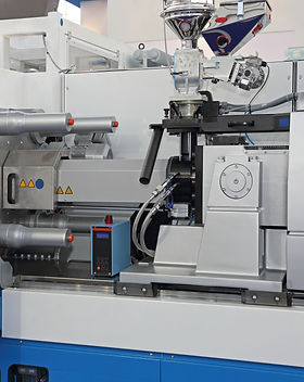 Injection Molding Machine for Plastic Pa