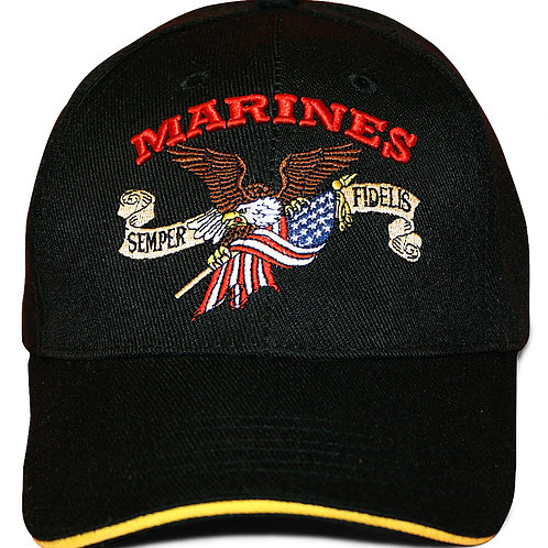 Marines, Congressional Eagle cap