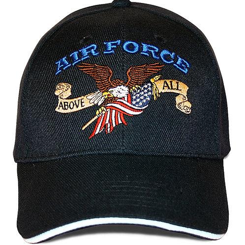 Air Force, Congressional Eagle cap