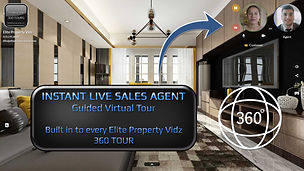 Instant Live Guided 360 Tour
