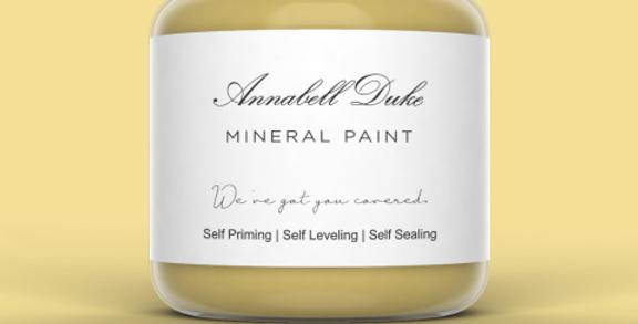 Annabell Duke Mineral Paint - Cornish Cream