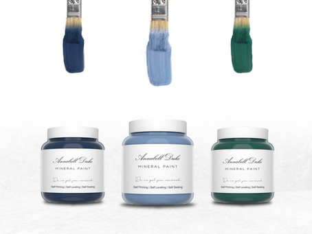 Official Stockists of Annabell Duke Mineral Paint.