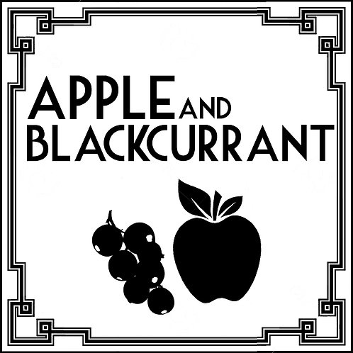 Apple and Blackcurrant