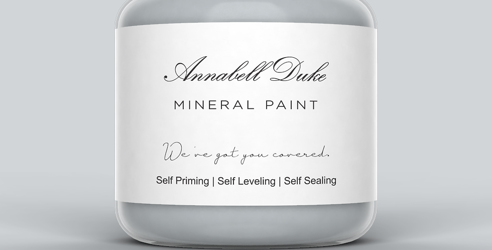 Annabell Duke Mineral Paint - Grey Goose