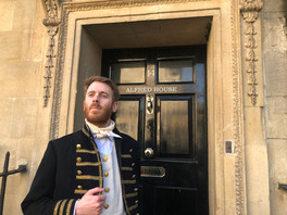Sir B , Alfred House