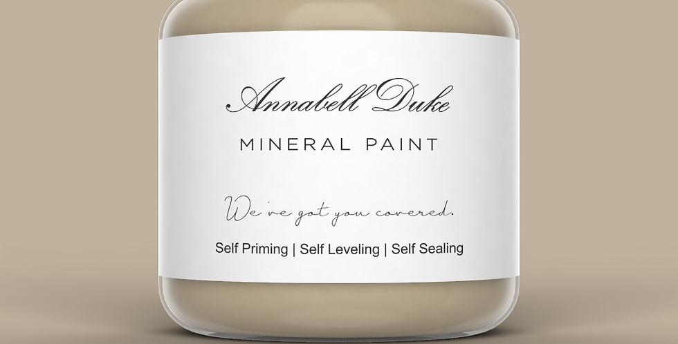 Annabell Duke Mineral Paint - Sisal