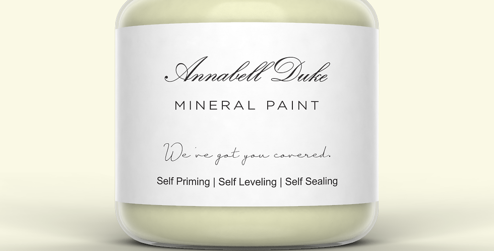 Annabell Duke Mineral Paint Aged White