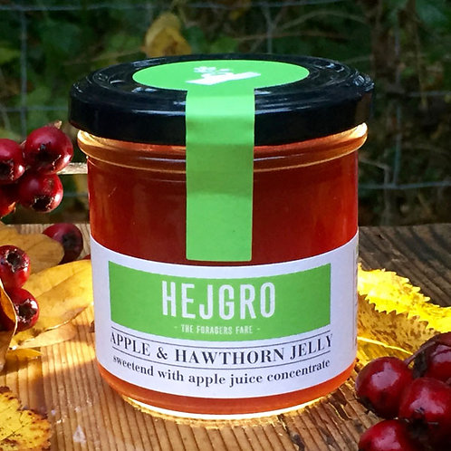 Apple and Hawthorn Jelly 150g