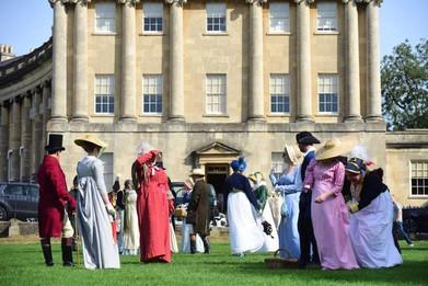 Curious Strolls Jane Austen Tour