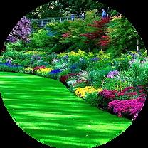 landscape gardening Brisset Interiors.pn