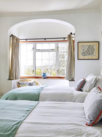 One of ground floor bedrooms